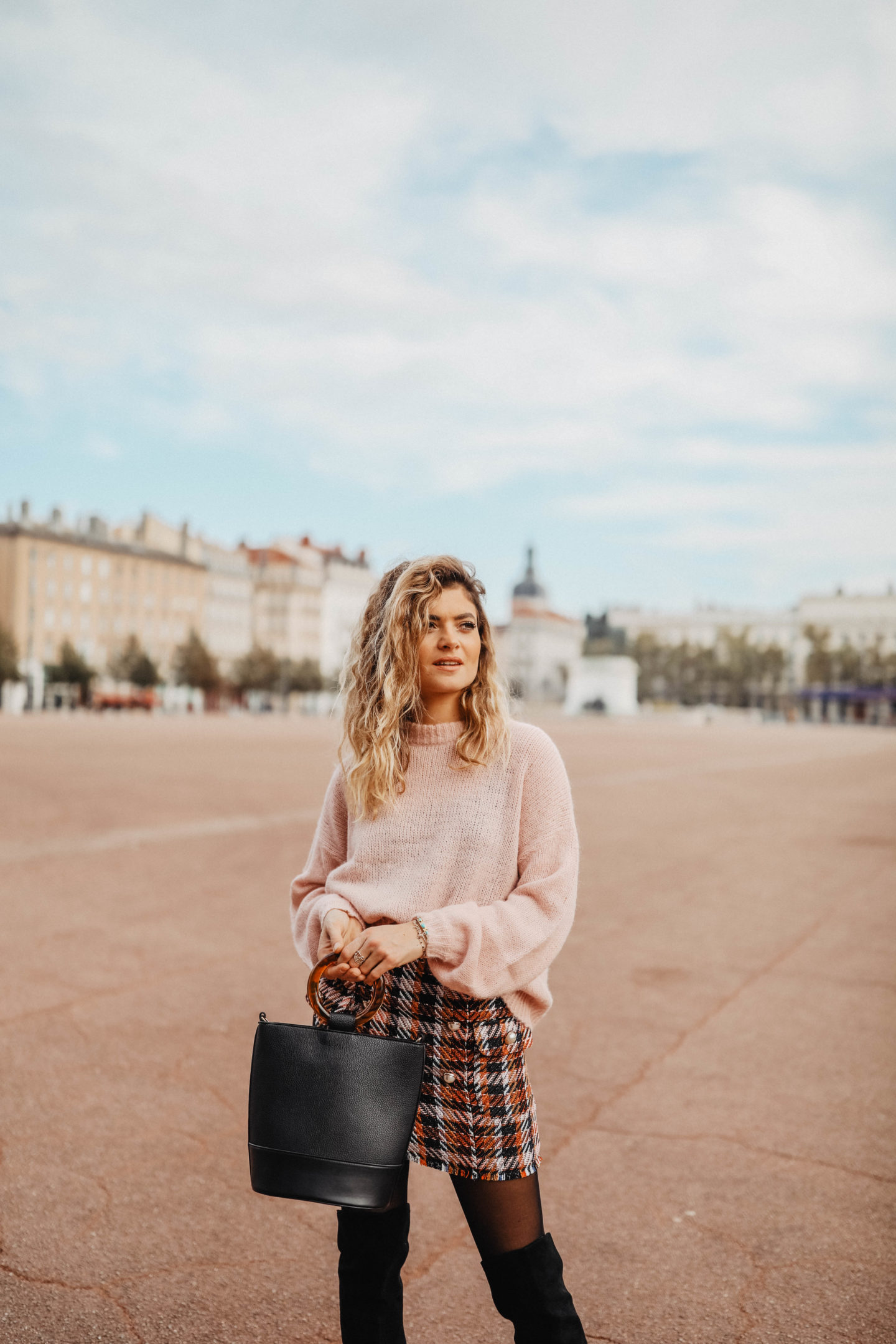 Sac seau NewLook marie and mood blog