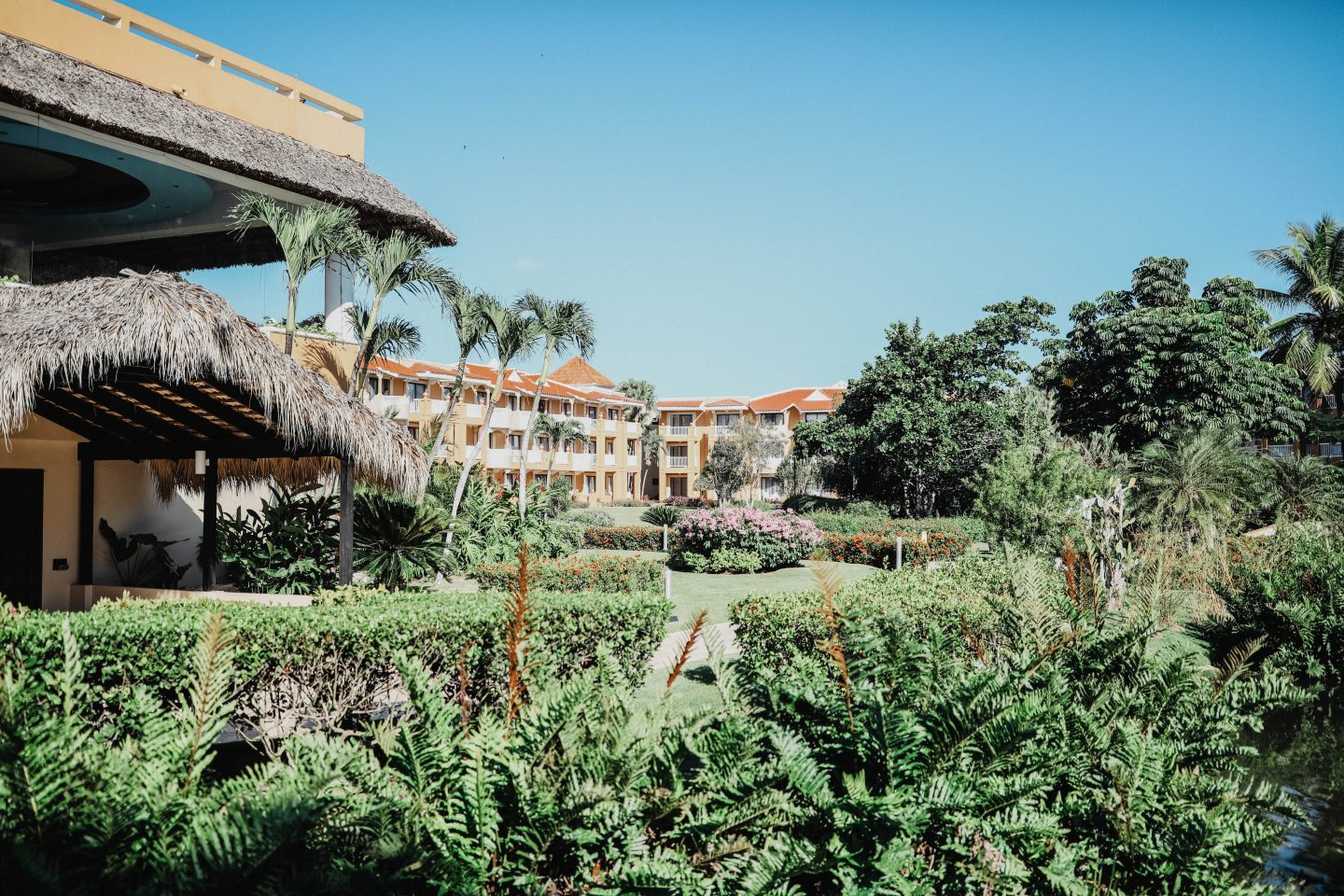 Hotel Wyndham Dominicus Palace marie and mood blog lifestyle