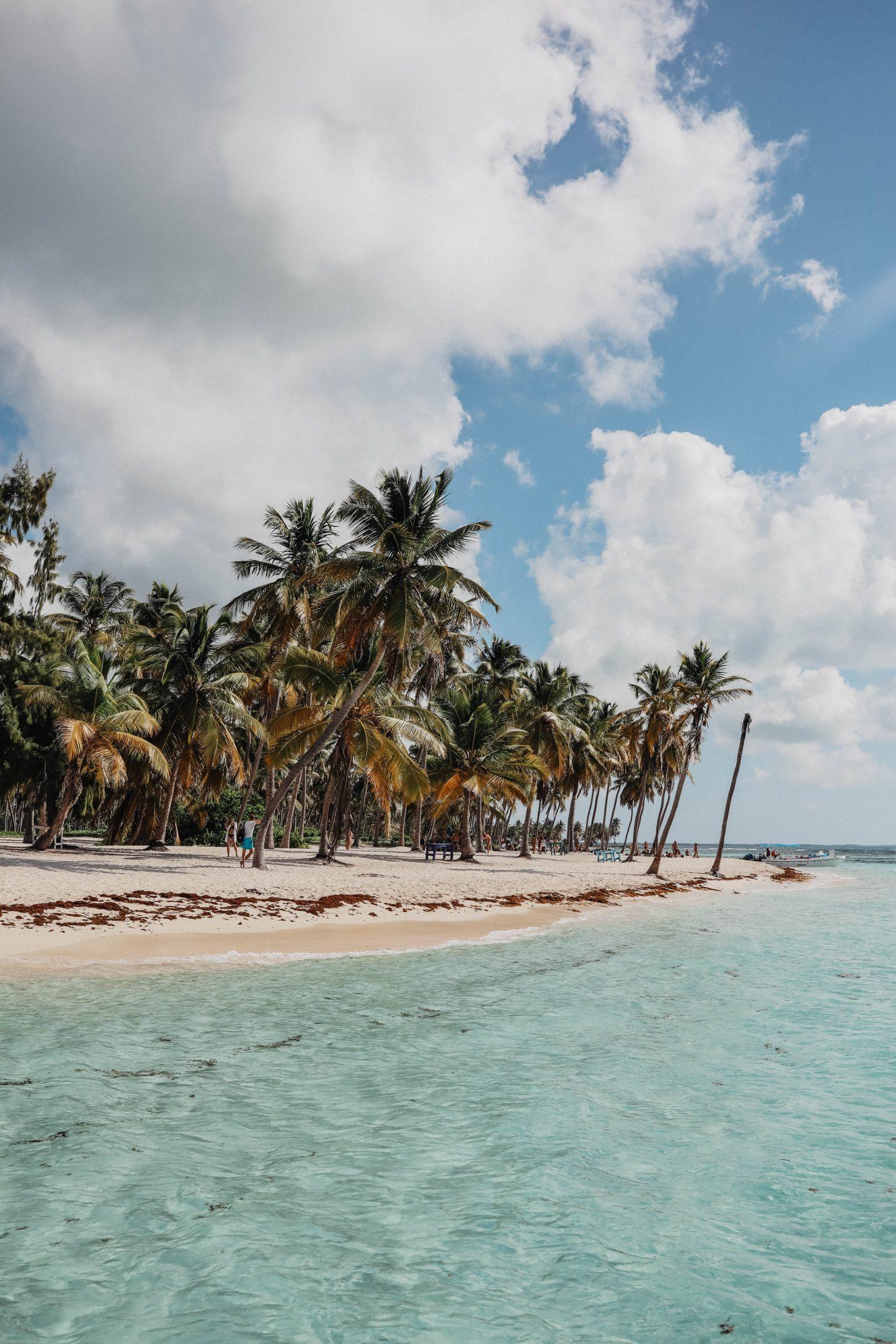 Île de Saona République Dominicaine marie and mood blog