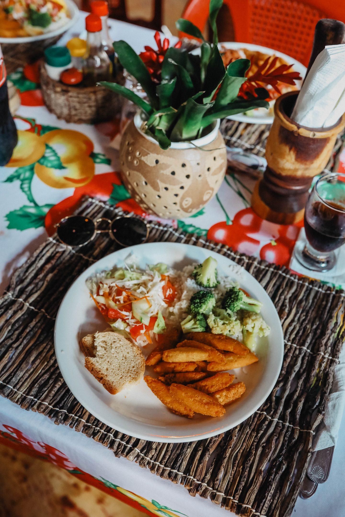Frites de manioc république dominicaine marie and mood blog