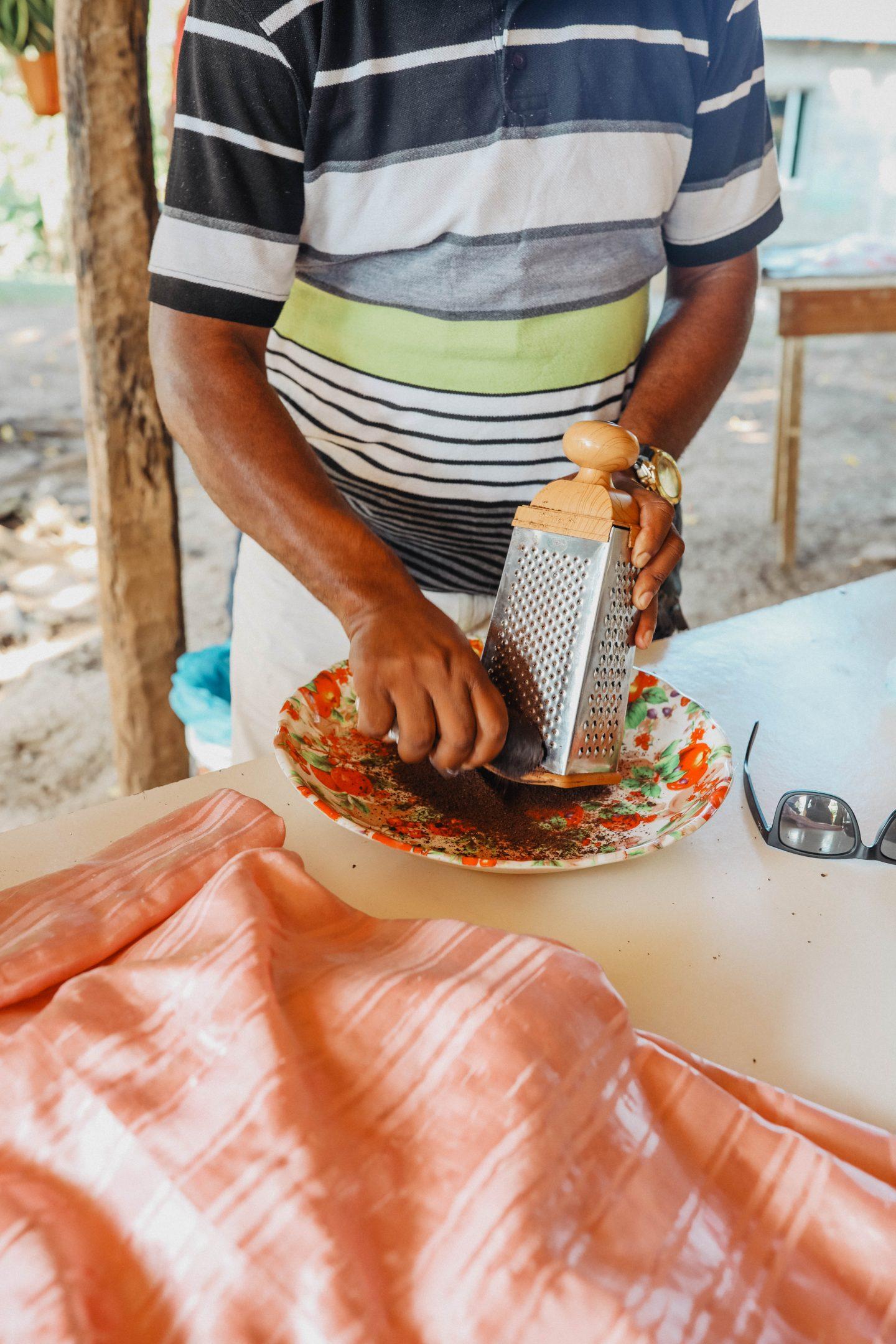 dégustation de cacao artisanal république dominicaine marie and mood blog