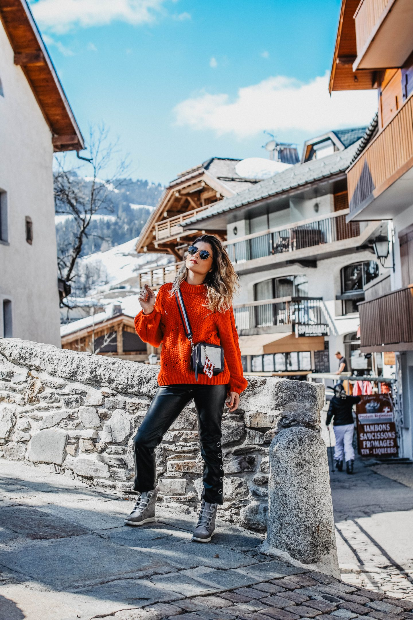 marie and mood tenue pour la montagne blog