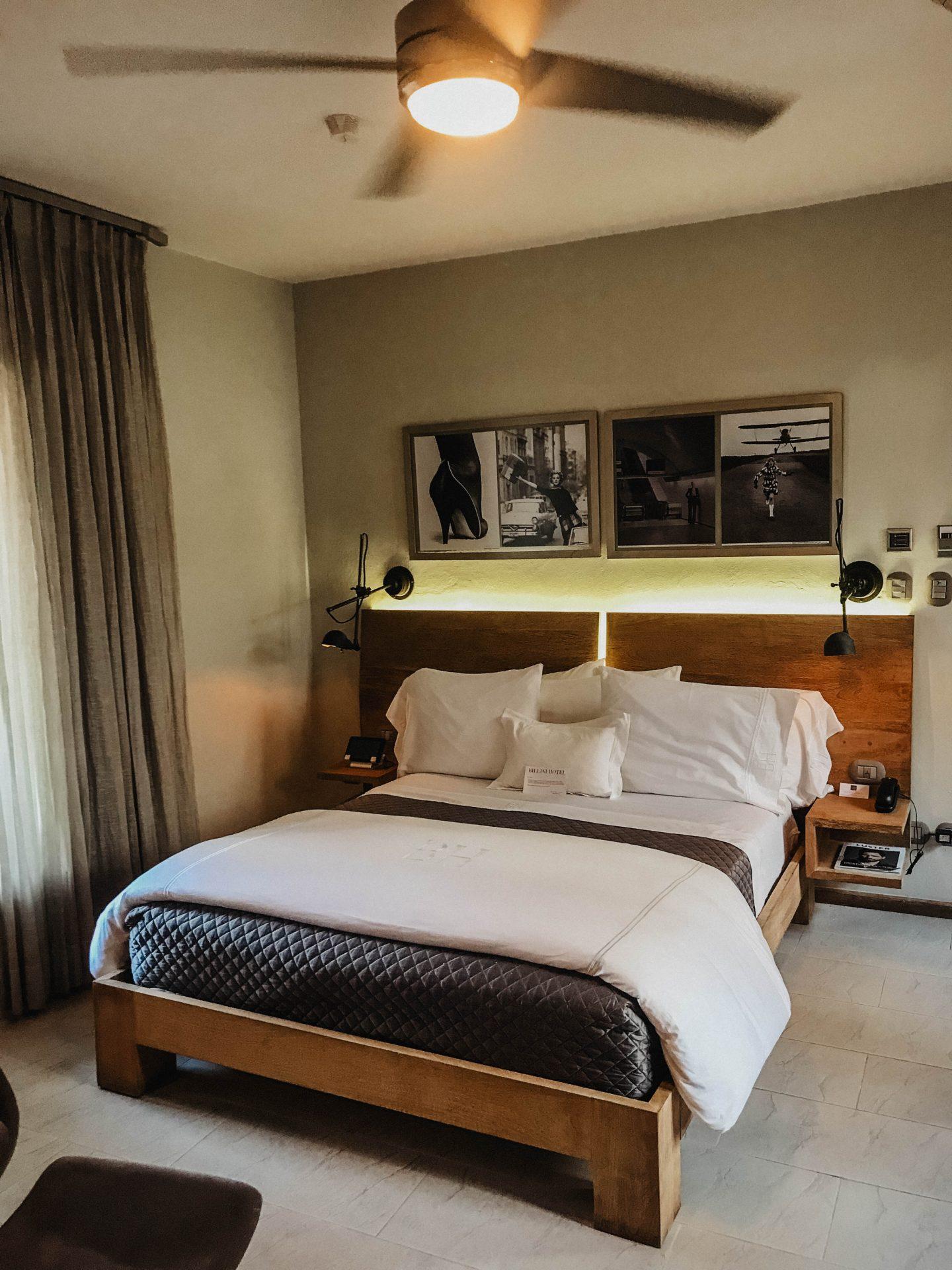 Chambre d'hôtel Billini