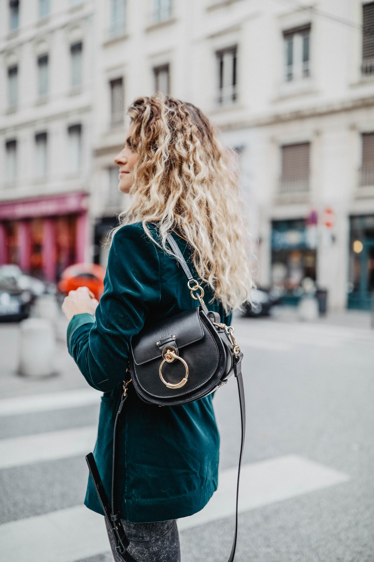 Sac Tess Chloé marie and mood blog mode Lyon