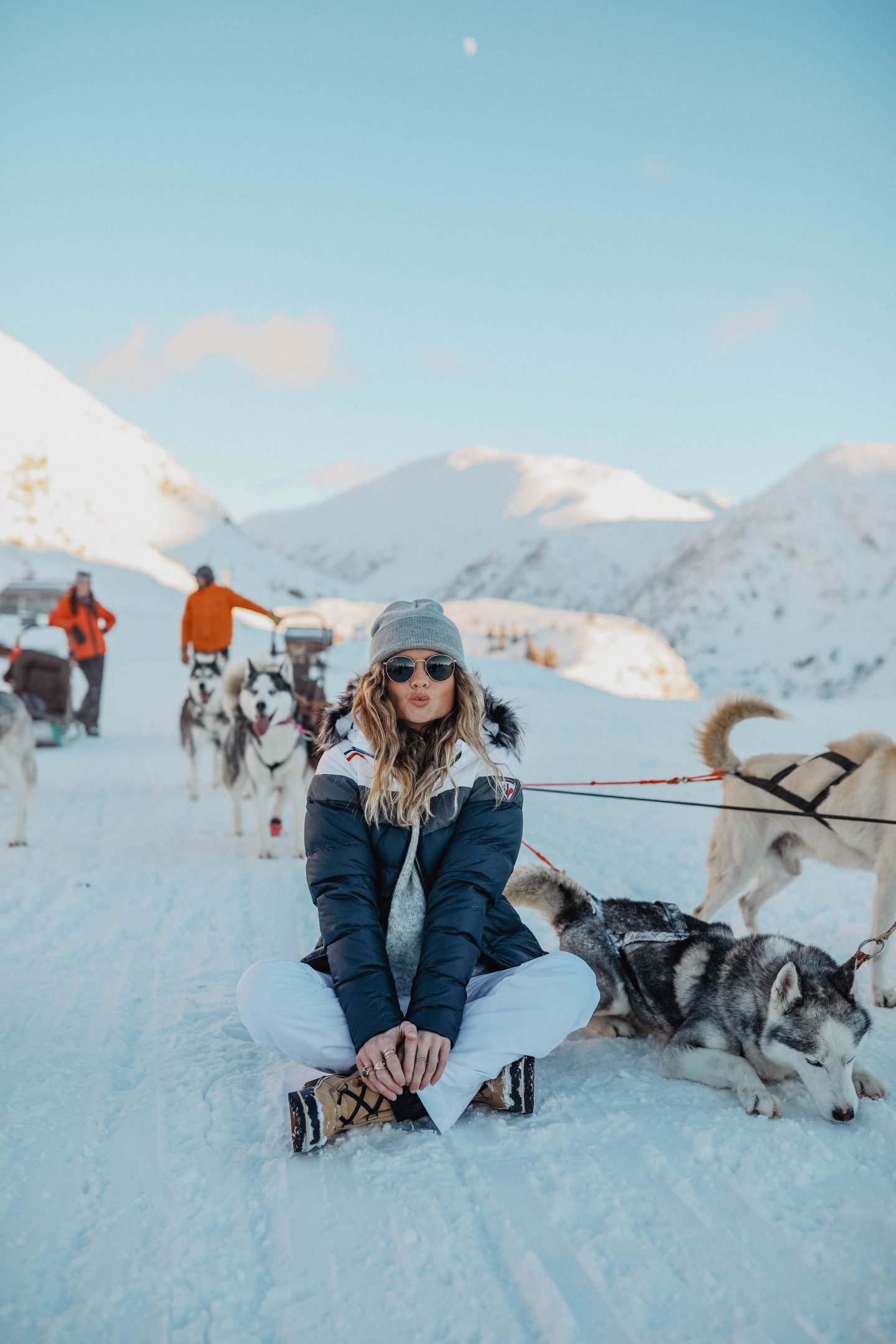 marie and mood tenue de ski blog