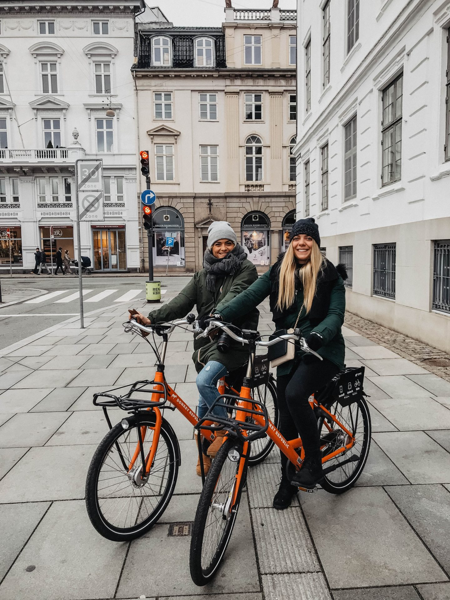 Copenhague en vélo marie and mood blog