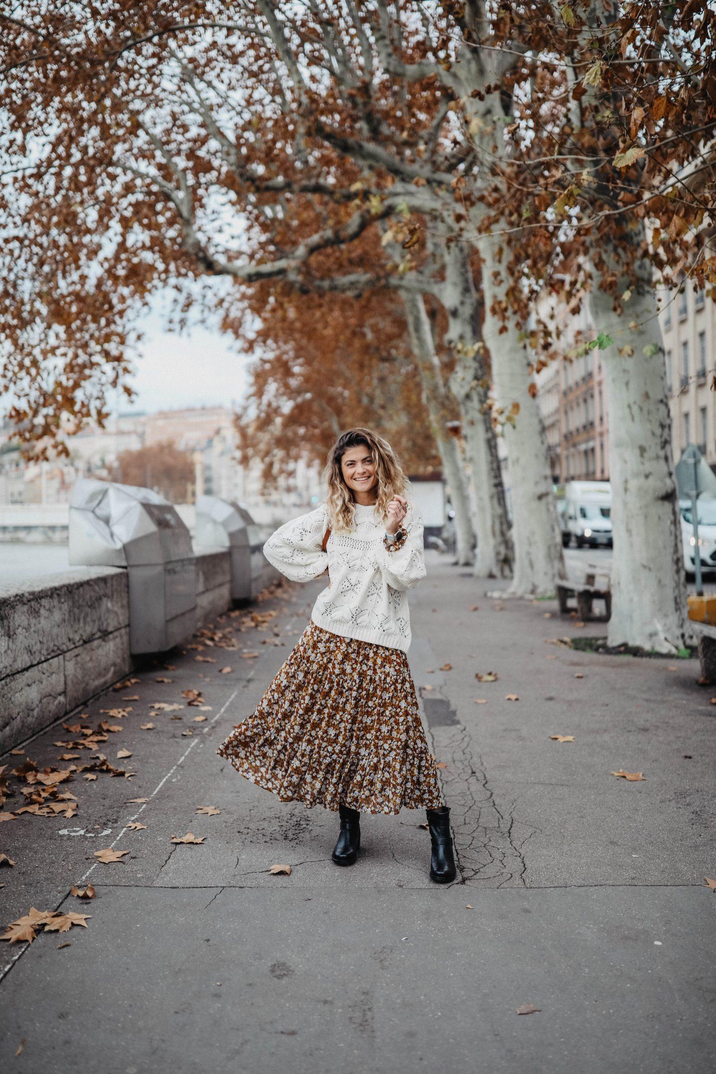 Blog mode Lyon Paris marie and mood