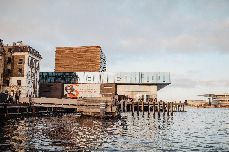 Théâtre National de Copenhague marie and mood  blog