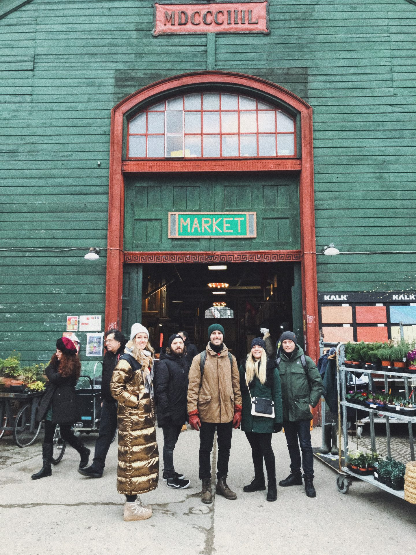 Christiania Copenhague marie and mood blog
