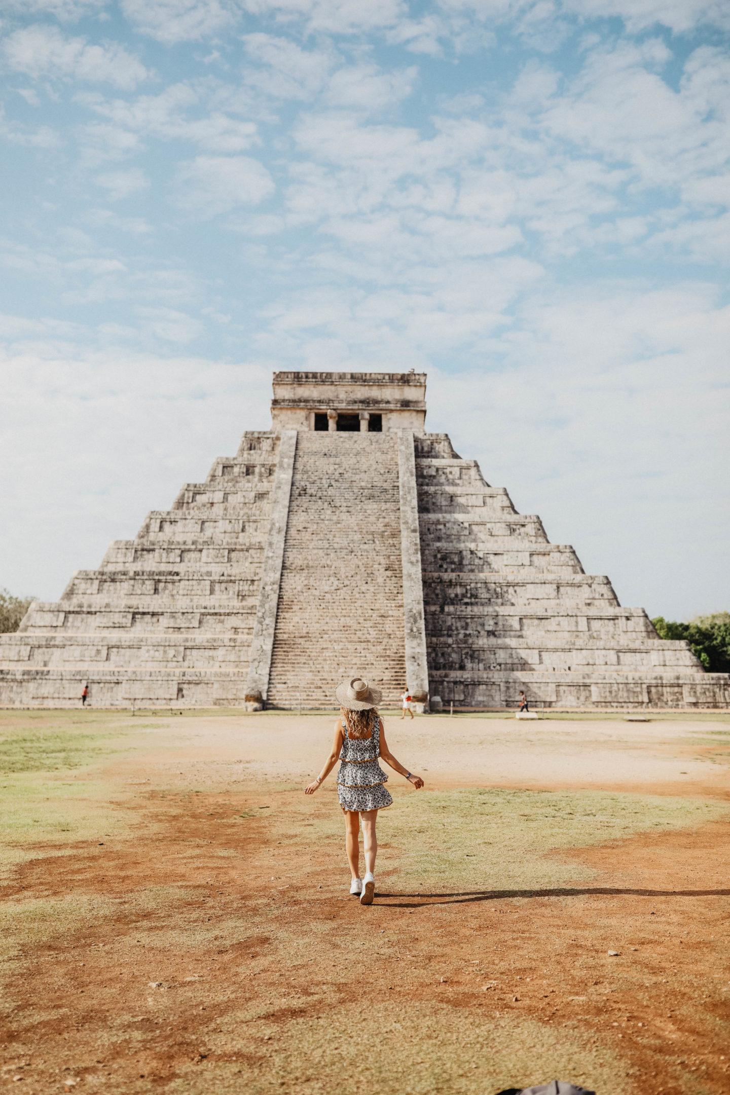 Chichen Itza marieandmood voyage au Mexique
