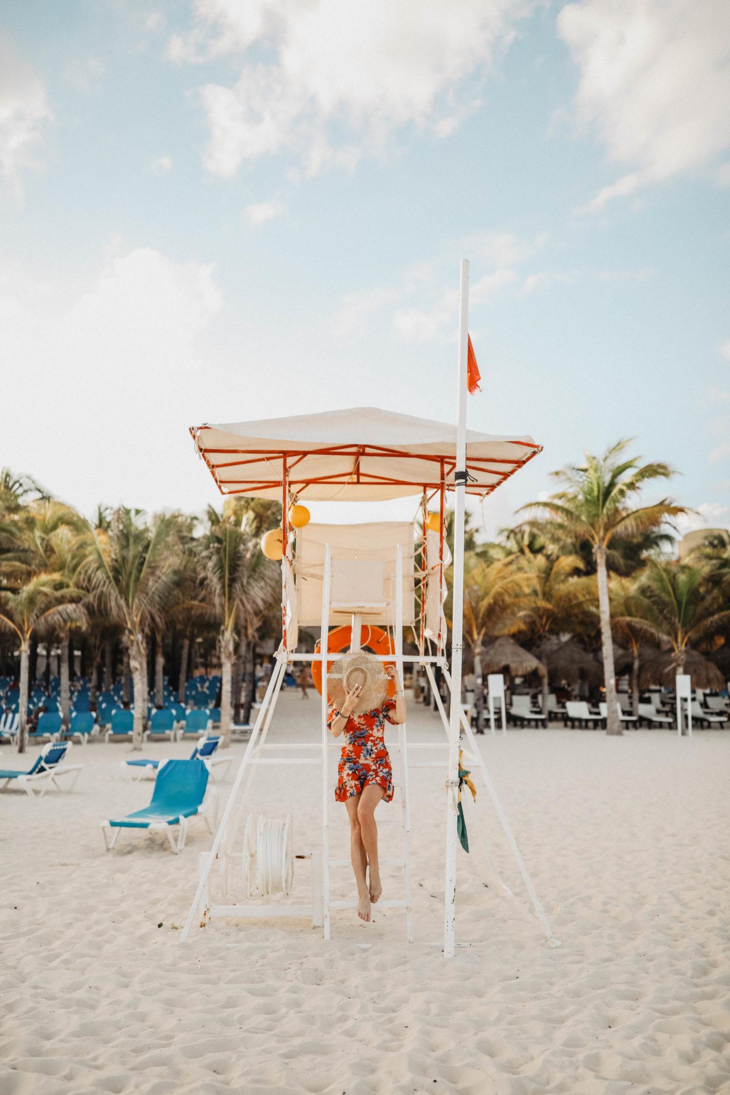 playa del carmen marie and mood voyage au mexique