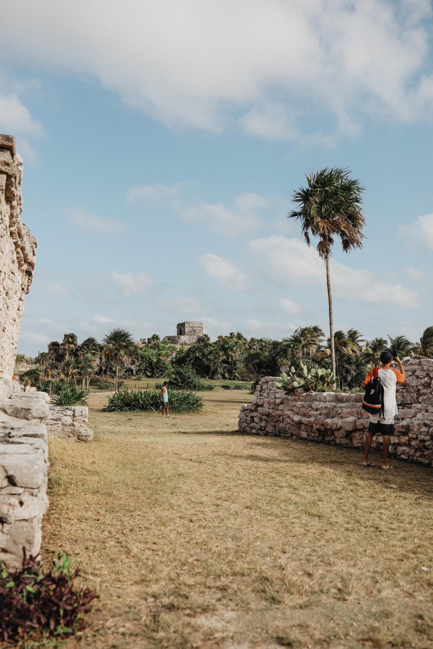Site archéologique Tulum marieandmood