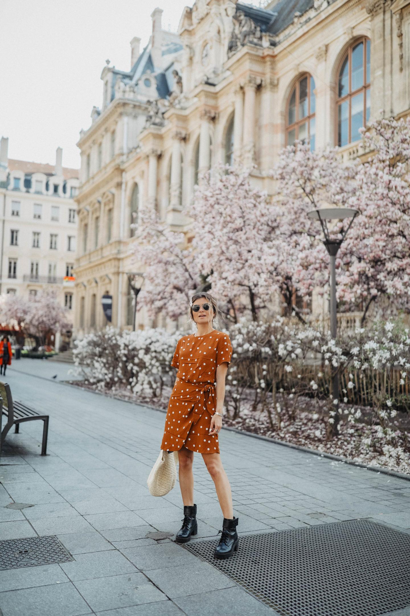 Idée de look pour le printemps marie and mood blog