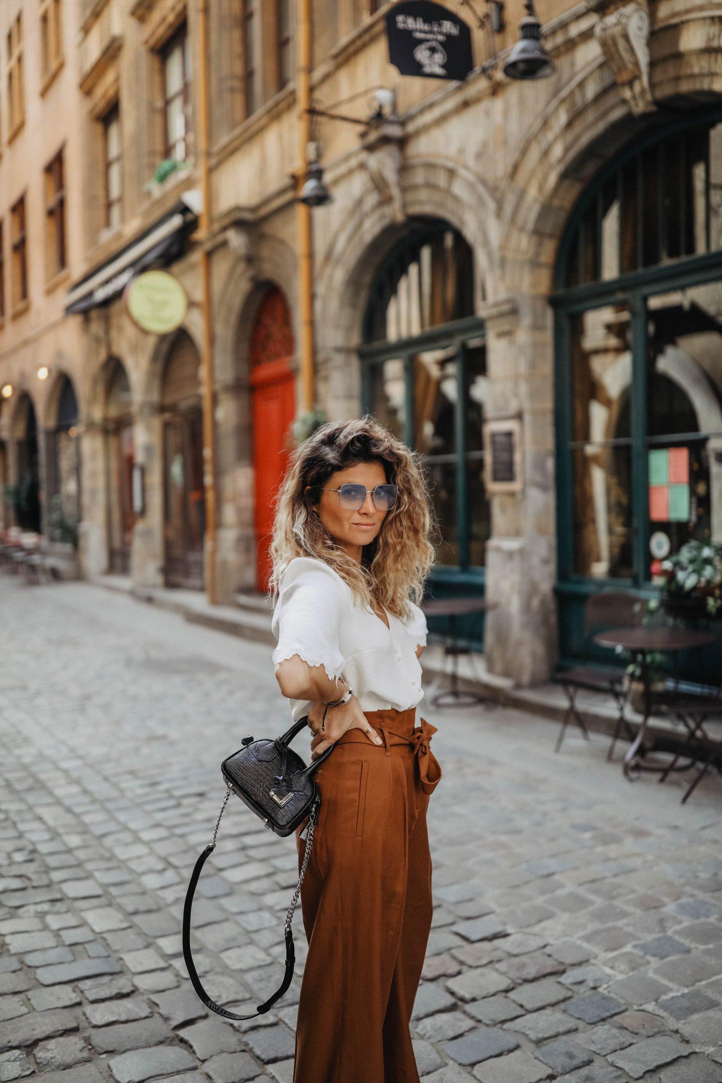 French fashion blogger marieandmood