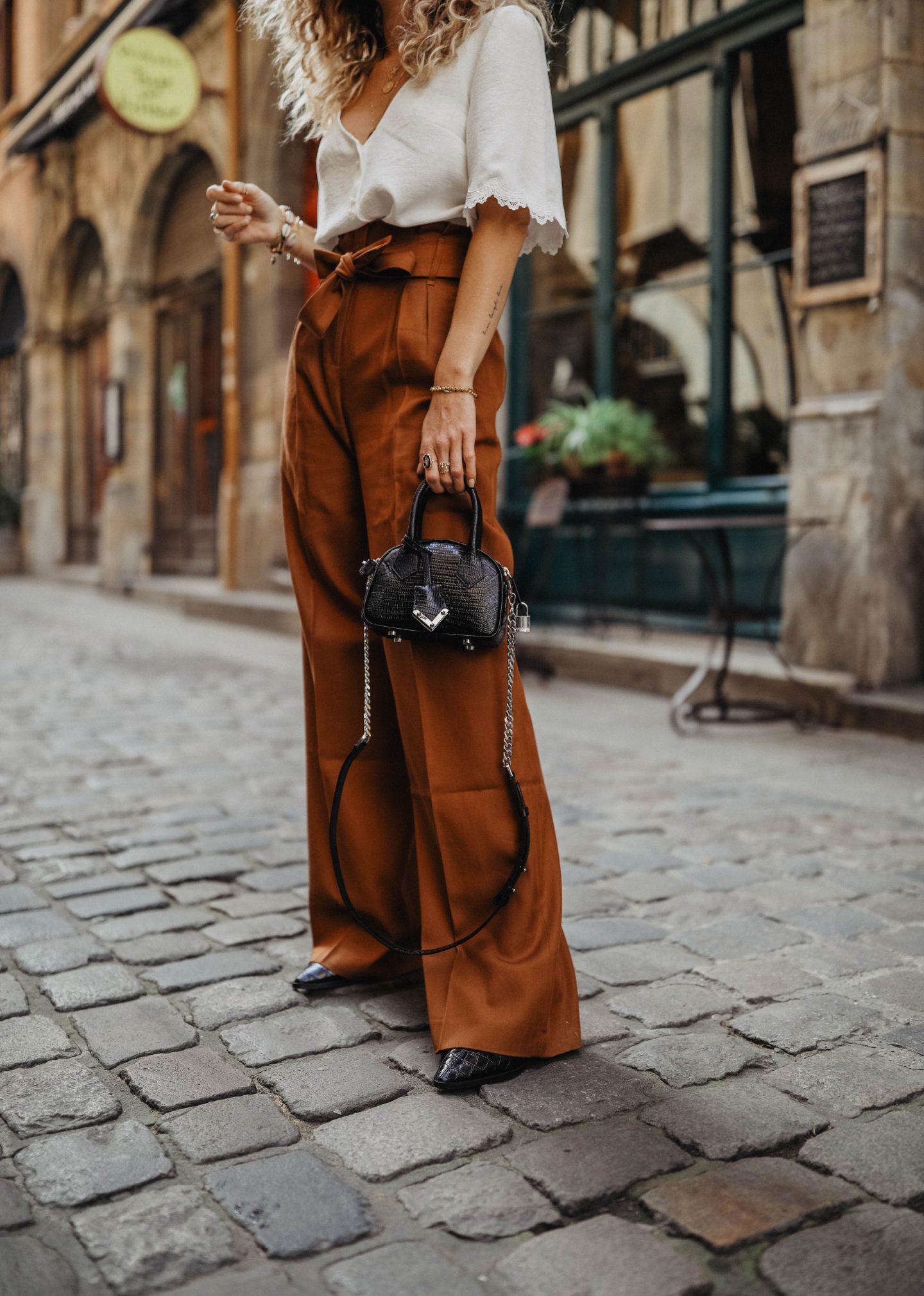 Pantalon Sézane marieandmood blog