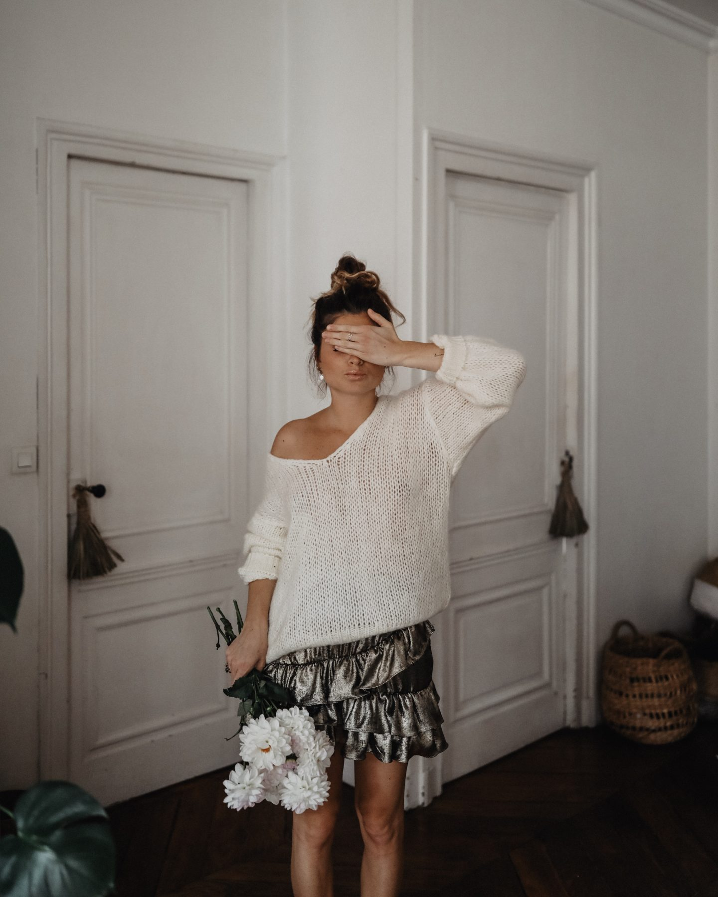 Tendance pull en maille marie and mood