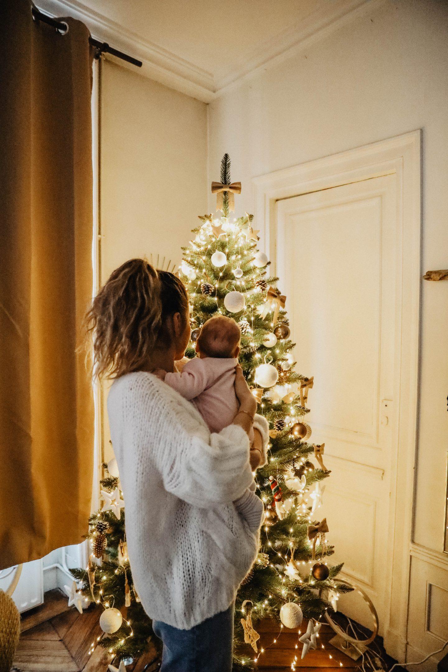 MarieandMood sapin de Noël